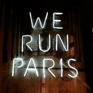 Nike - We run Paris