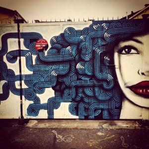 Montreuil street art