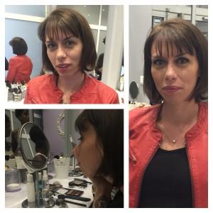 Maquillage Audrey G