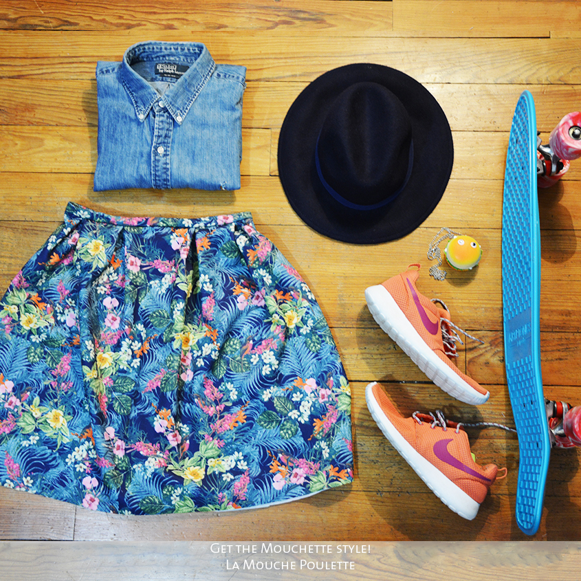 taistoiquandtuparles_lamouchepoulette_look jupe