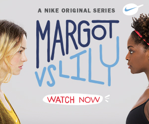 MargotVSLily Nike BetterForIt