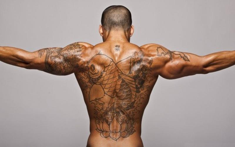 sport et tatouages - tais toi quand tu parles