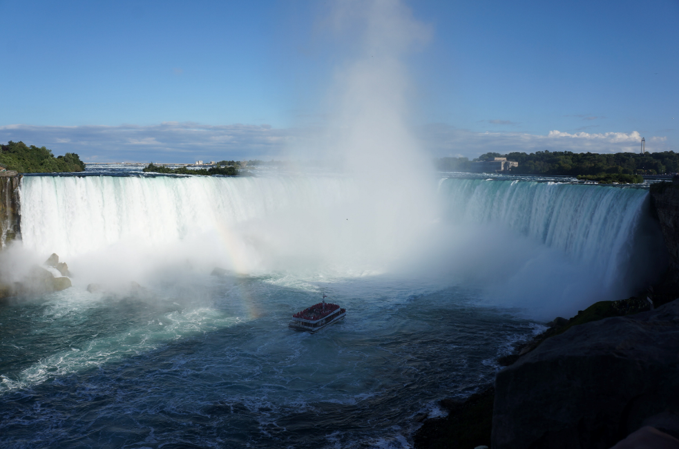 Ontario, Niagara Falls (à 1h30 de Toronto)