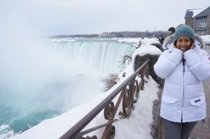 Toronto et Niagara Falls en février