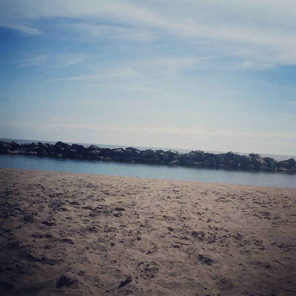 beach Lac Ontario toronto island
